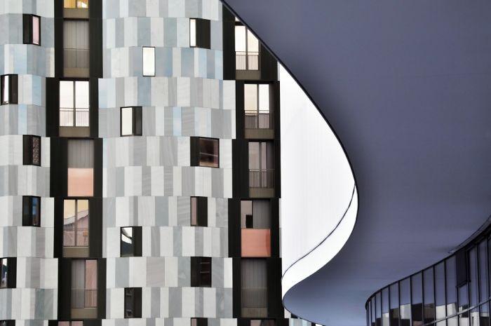 I Photograph Milan's Modern Architecture