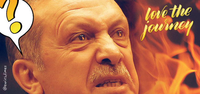 Erdogan Says He Will Enjoy The Journey
