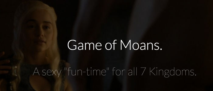 Game Of Thrones Sex Game