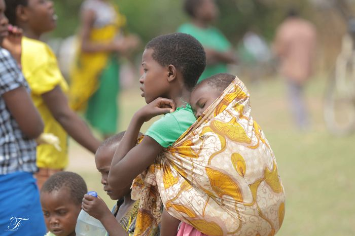 I Traveled To Geita Tanzania To Capture Kids
