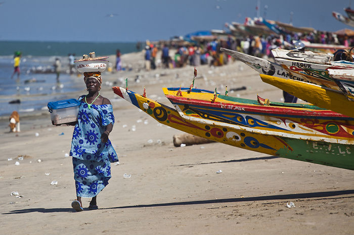 I Photographed The Fishing Village Of Tanji In Gambia