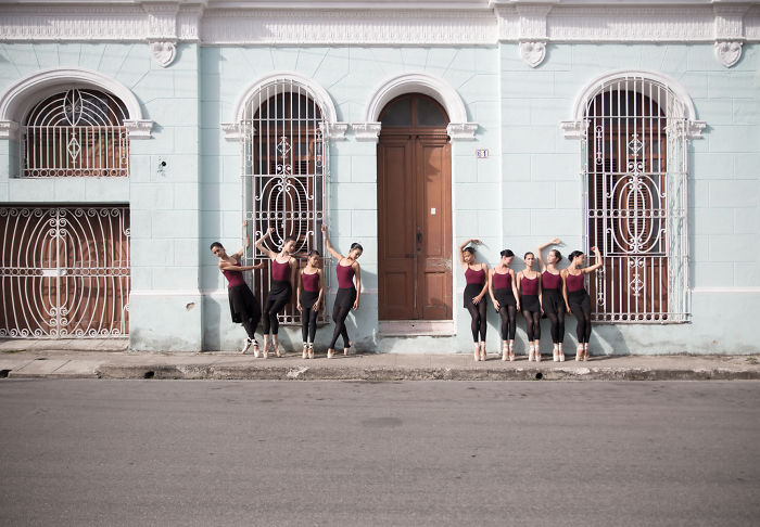 I Photographed The Amazing Dancers From Camaguey City, Cuba