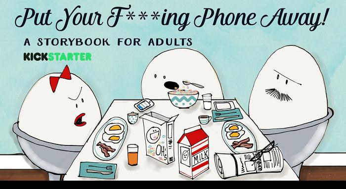 Put Your F***ing Phone Away