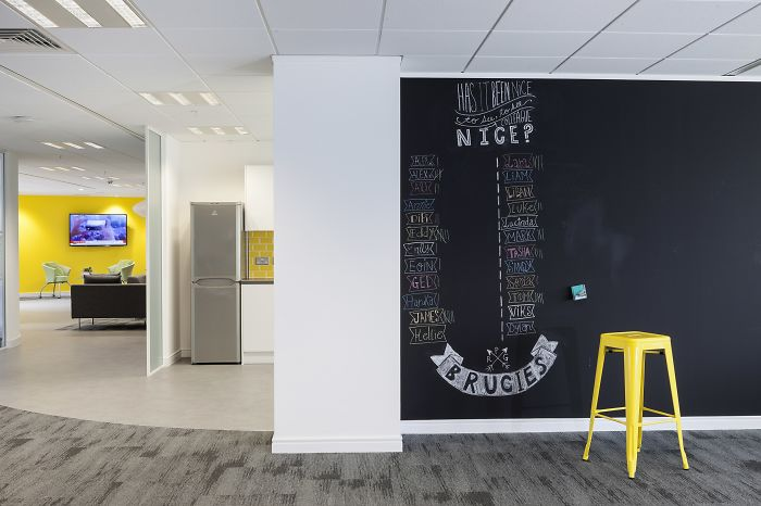 International Ideas Month: How To Design A Workspace That Sparks Creativity