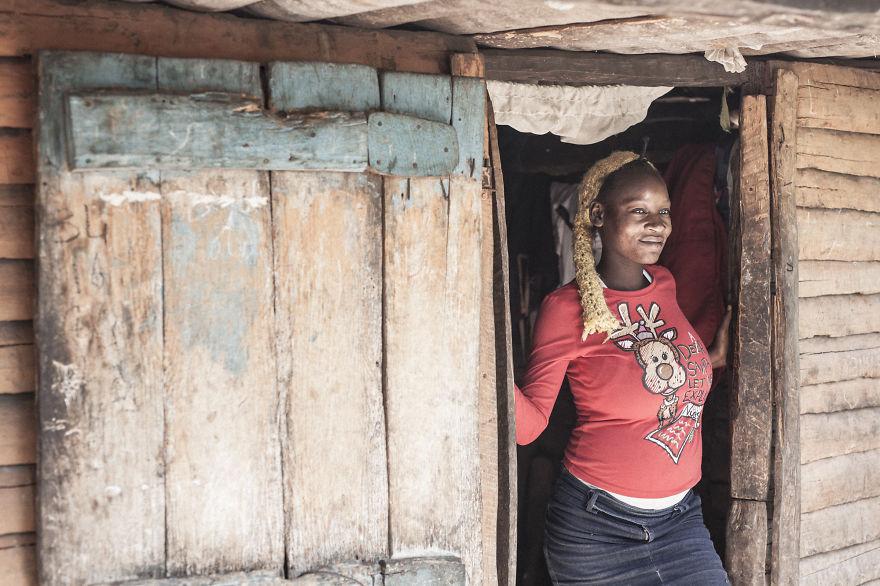 I Photographed Haiti's Strength - Its Women