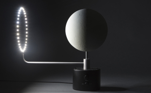 Topographically Accurate Lunar Globe That We Created In 4 Years Using Data From NASA