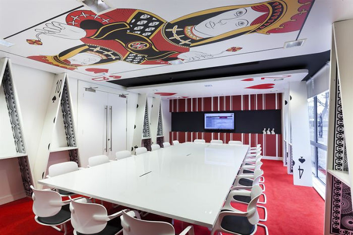 Three Trends That Unite Fashion And Office Designs