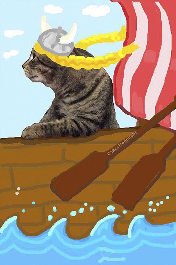 Snapchat + Cats = Snapcats
