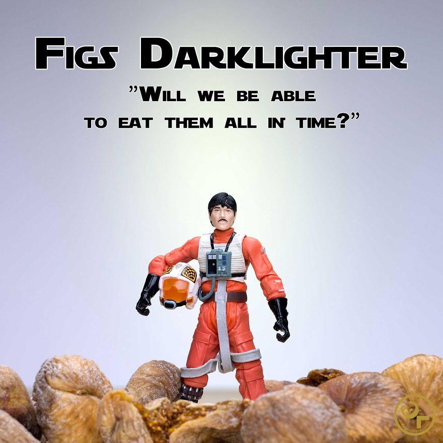 Biggs Darklighter +figs = Figs Darklighter