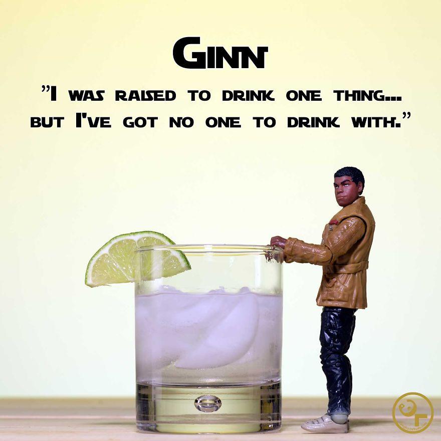 Finn + Gin = Ginn