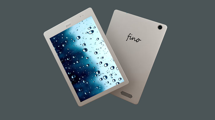 Fino Launches World's First Shatter Proof Tablet