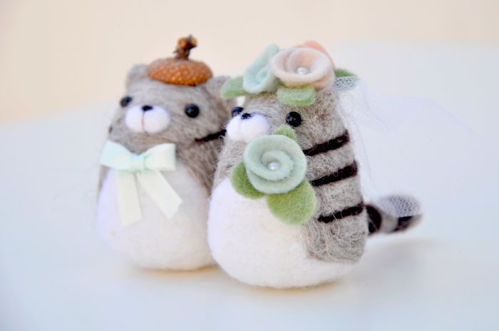 The Perfect Wedding Cake Toppers For The Animal Lovers