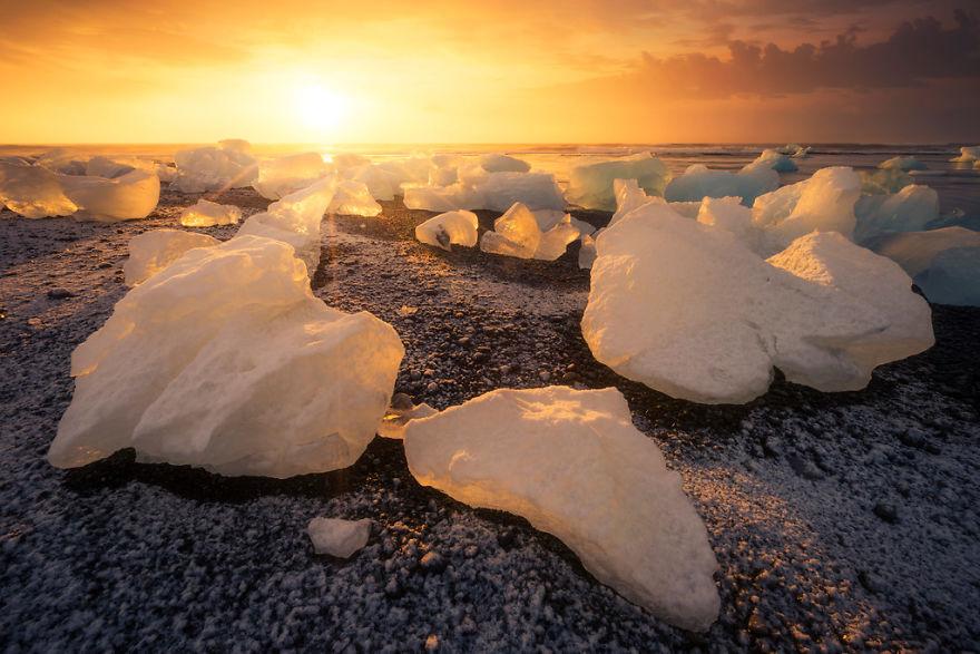 Фотогалерея: в поисках восходящего солнца