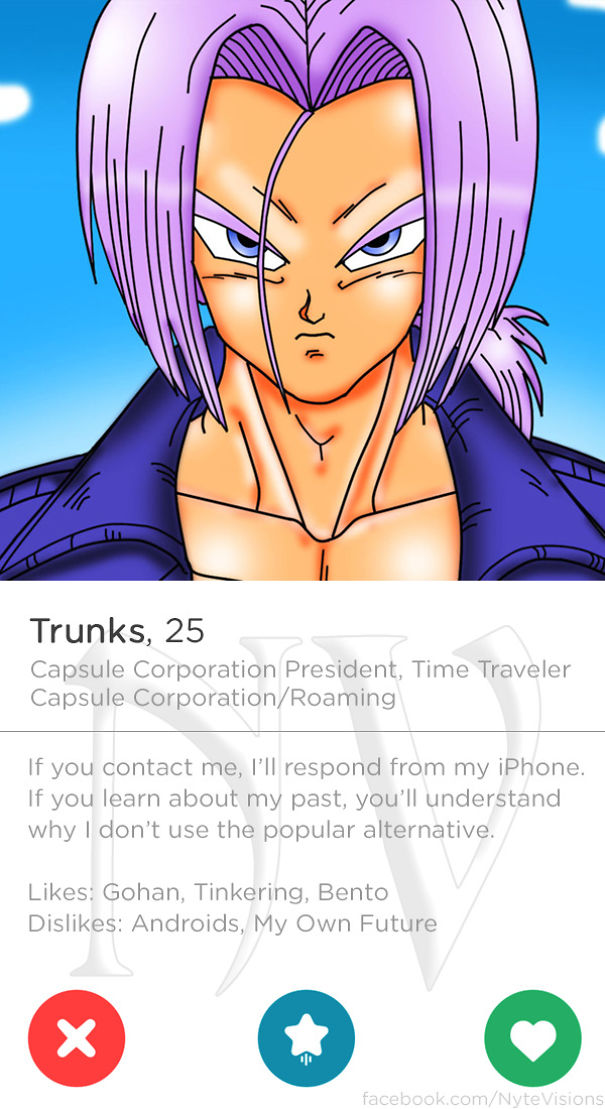 anime tinder