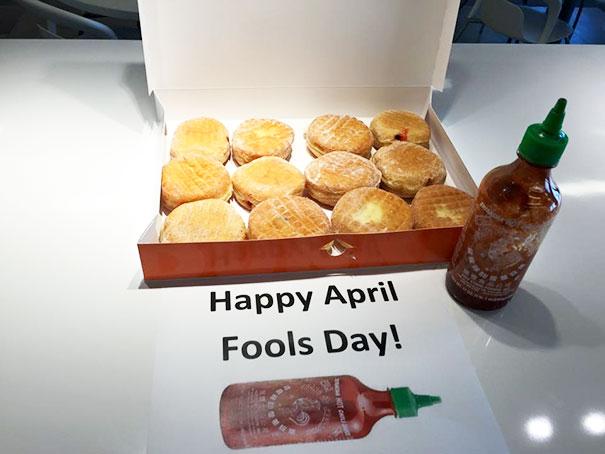 April Fools Russian Roulette