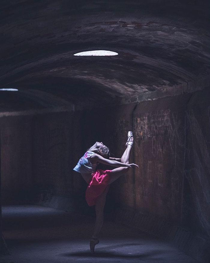 Ballet Dancers