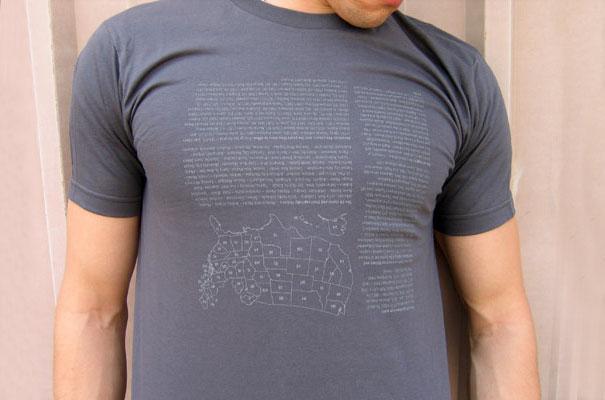 U.S. History Cheat Shirt