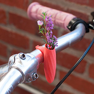 Tiny Bicycle Flower Vases Are The Perfect Bike Accessory For Spring