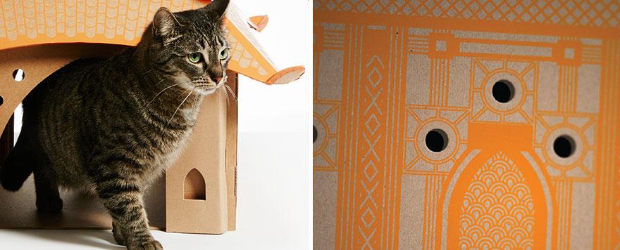 cardboard-cat-houses-pet-furniture-landmarks-poopy-cats-11