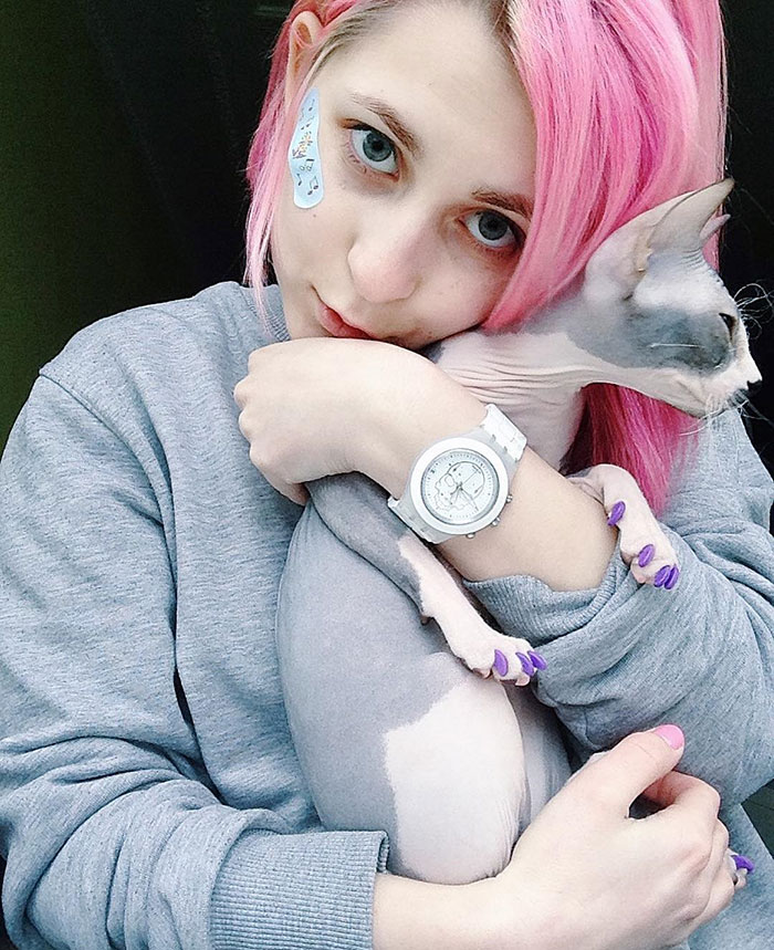Rainbow Cat Undercut Is The Hottest New Hairstyle On Instagram ...