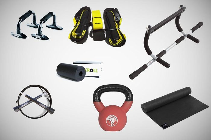 I Put The Best Gadgets For Your Personal Gym Together!