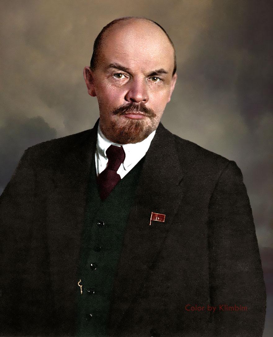 Lenin, 1900