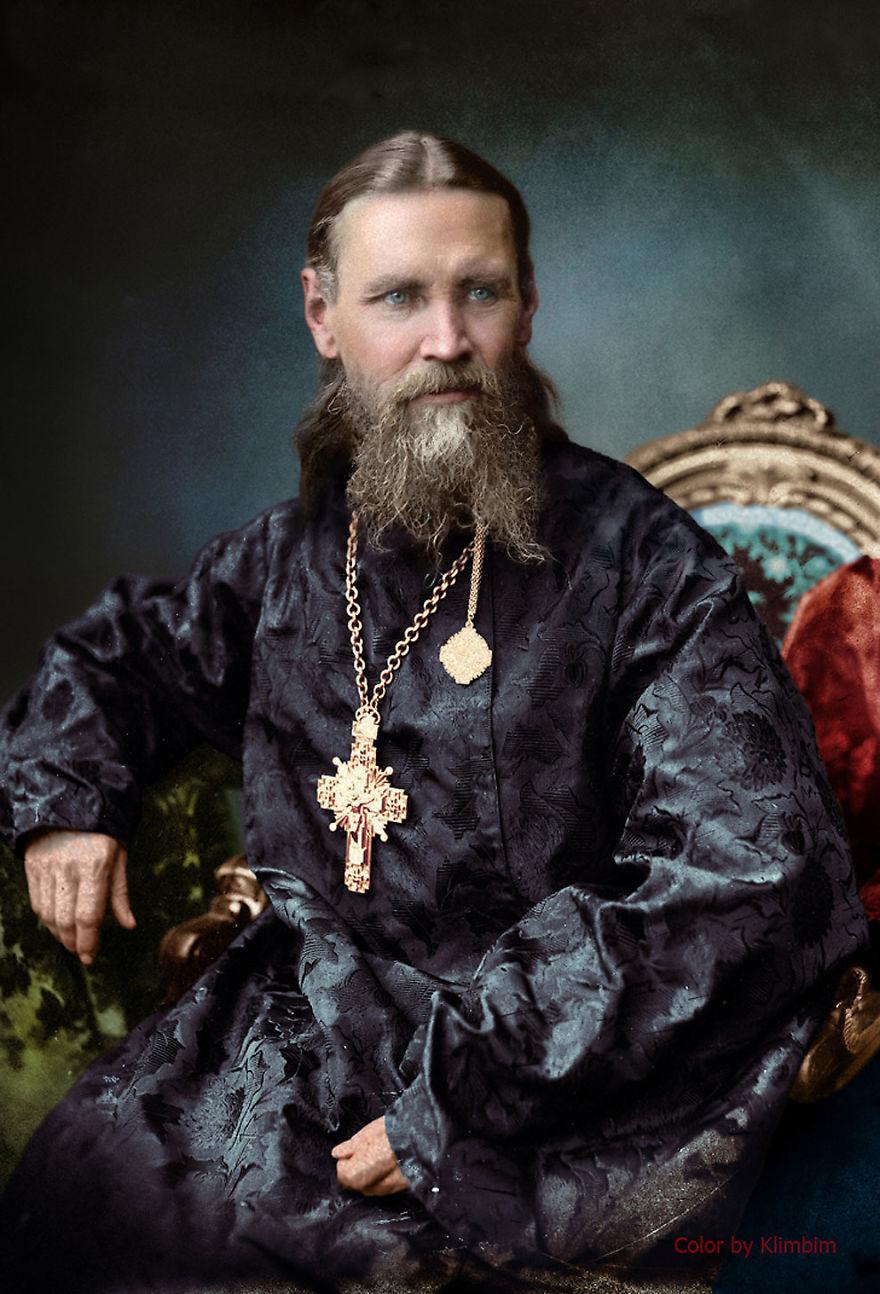 Saint John Of Kronstadt