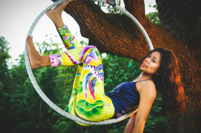How I Collaborated With Traditional Batik Artists To Create The Prettiest Leggings Ever