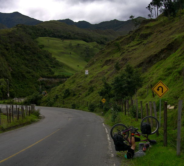 Ecuador - Keep Traffic Rules