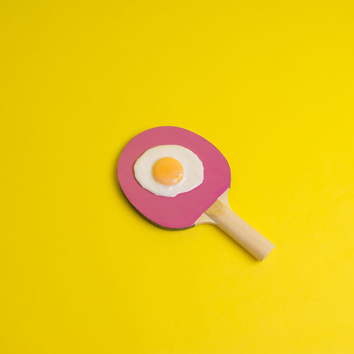 Surreal Technicolor: I Took Everyday Objects Out Of Their Usual Context