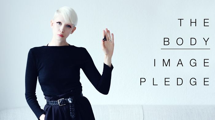 The Most Important Video You'll See This Year! The Body Image Pledge!