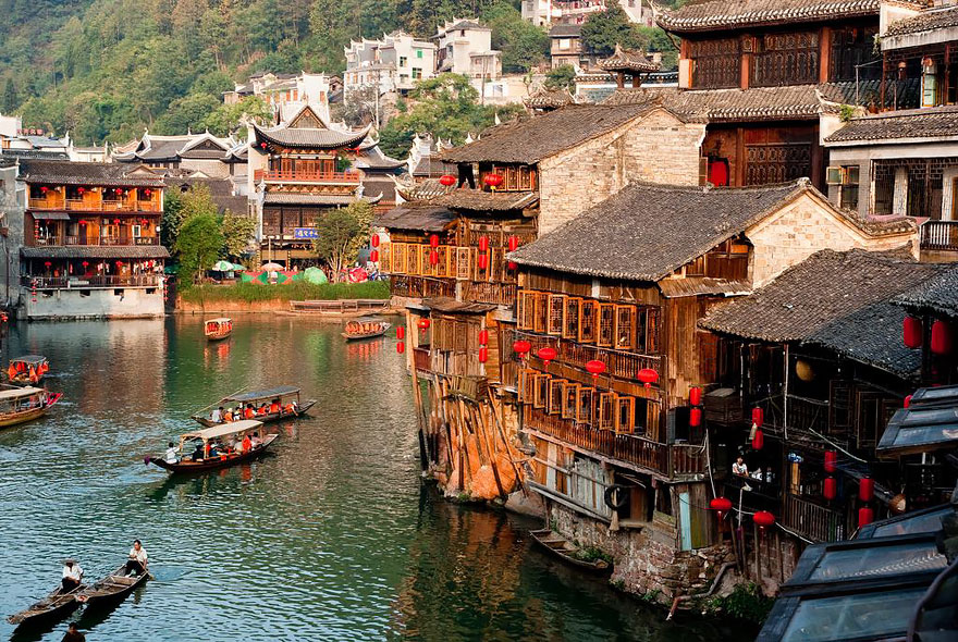 Fenghuang County, China