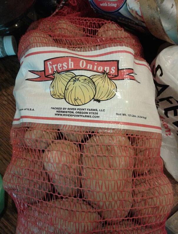 Fresh Onions?