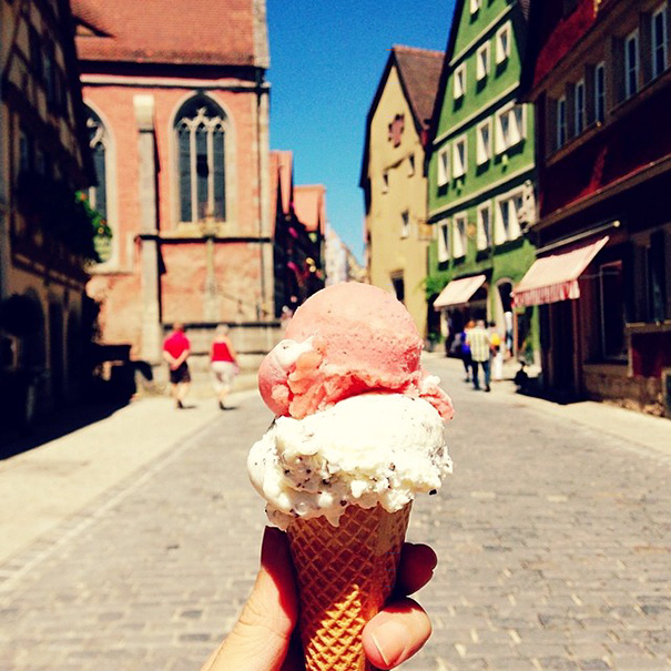 Gelato, Germany