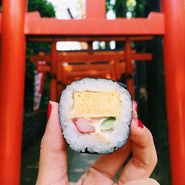 Sushi Roll, Japan