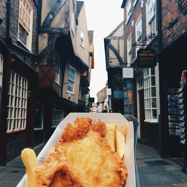 Fish And Chips, United Kingdom