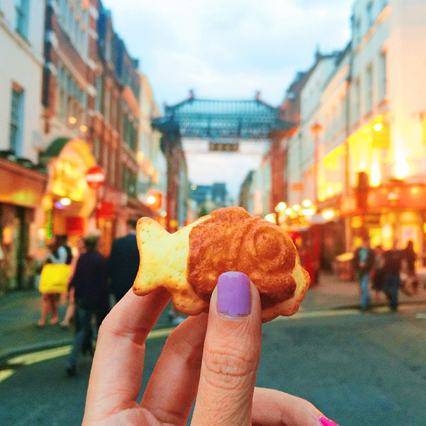 Mini Taiyaki, United Kingdom