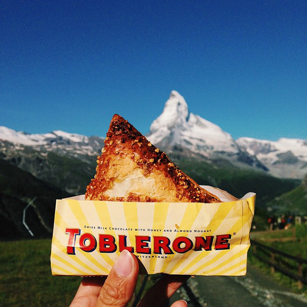 Toblerone, Switzerland