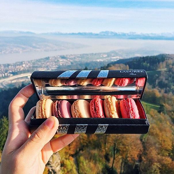 Ladurée Macaron, Switzerland