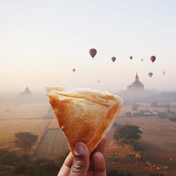 Puff, Myanmar