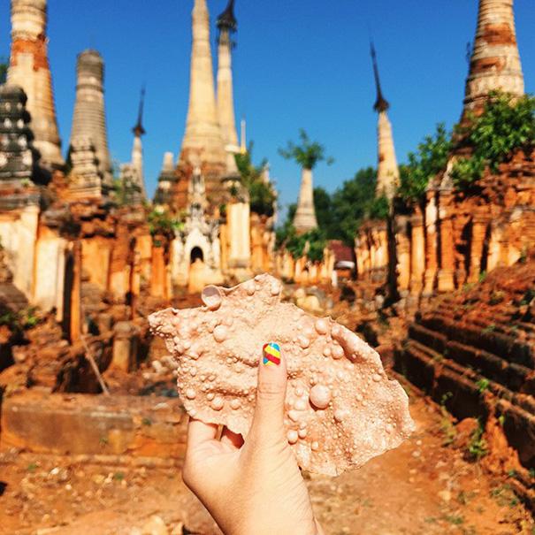 Stone-Baked Crackers, Myanmar