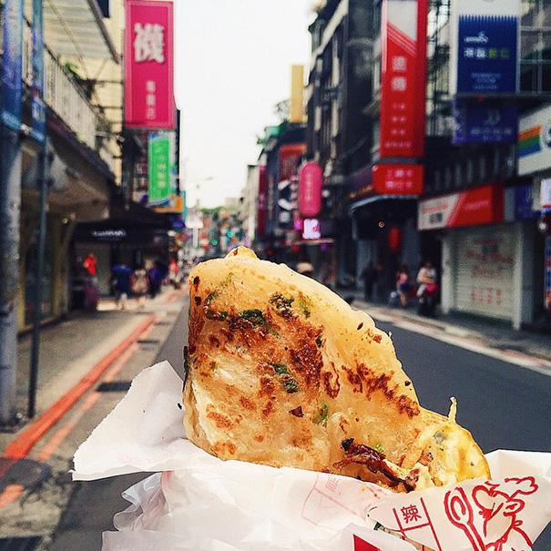 Savory Pancake, Taiwan