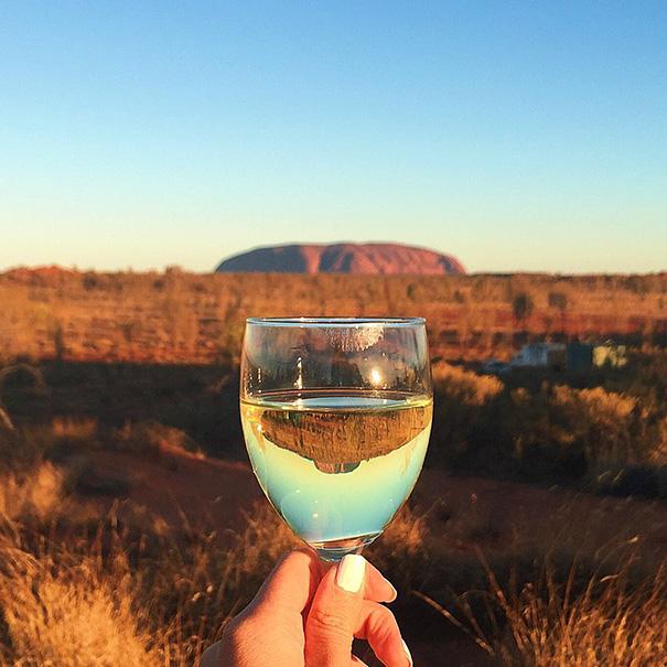 White Wine, Australia