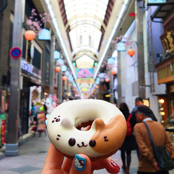 Doubutsu Donut, Japan