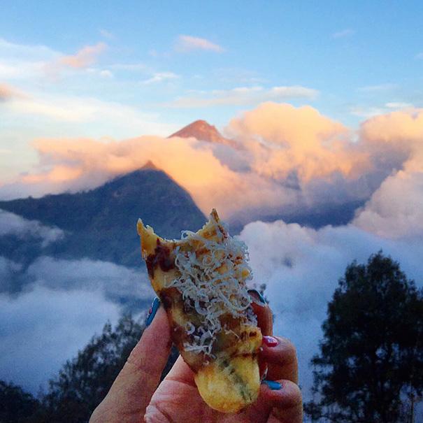 Pisang Goreng (banana Fritters), Indonesia