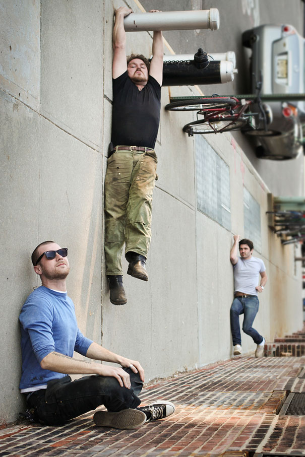 Gravity Fools