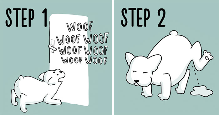 How To Train Your Human In Five Easy Steps