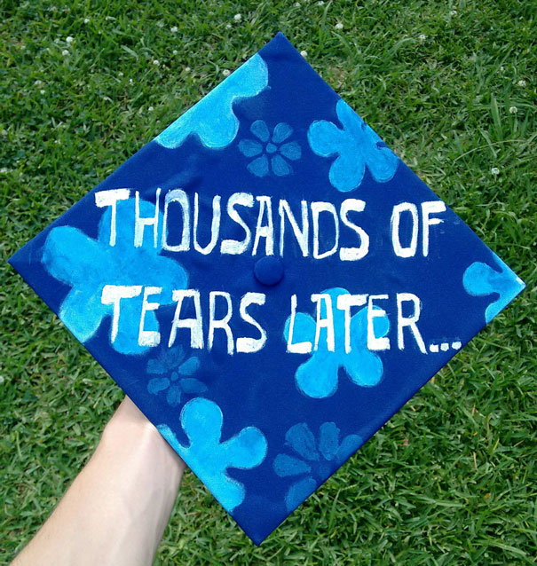 72 Funny Graduation Cap Owners Who Will Go Far In Life