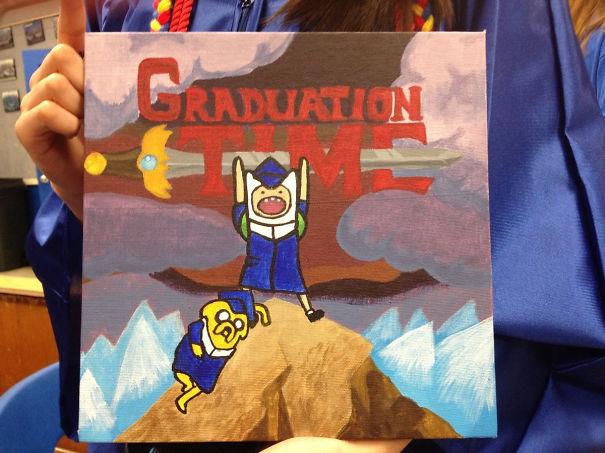 Funny Graduation Cap
