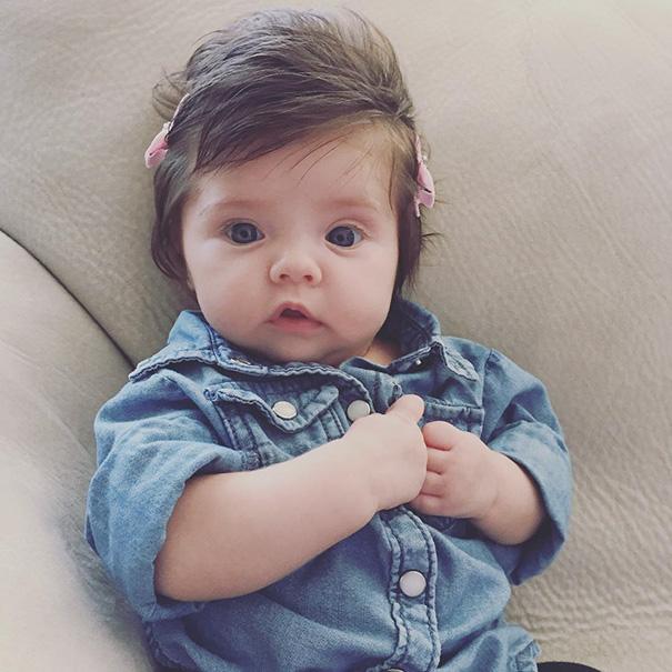 Big Hair Baby J